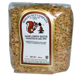 Bergin Fruit and Nut Company, Sementes de Girassol, Assadas & Salgadas, 16 oz   Comprar Suplemento em Promoção Site Barato e Bom