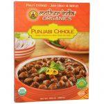 Great Eastern Sun, Mother India Organics, Punjabi Chhole, Picante, 10,6 oz (300 g)   Comprar Suplemento em Promoção Site Barato e Bom