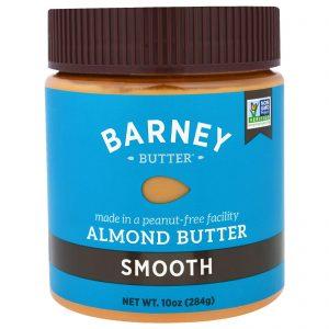 Barney Butter, Manteiga de Amêndoa, Suave, 10 oz (284 g)   Comprar Suplemento em Promoção Site Barato e Bom