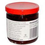 Eden Foods, Manteiga Orgânica de Cereja Azeda, 8 oz (227 g)   Comprar Suplemento em Promoção Site Barato e Bom