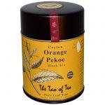 The Tao of Tea, Chá Preto do Ceilão, Orange Pekoe, 3.5 oz (100 g)   Comprar Suplemento em Promoção Site Barato e Bom