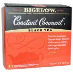 Bigelow, Comentário Constante, Chá Preto, 40 Saquinhos de Chá 2,37 oz (67 g)   Comprar Suplemento em Promoção Site Barato e Bom
