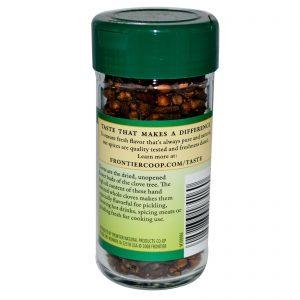 Frontier Natural Products, Cravos, Integral, 1.36 oz (38 g)   Comprar Suplemento em Promoção Site Barato e Bom
