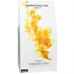 Hampstead Tea, Chá Darjeeling Orgânico, 3.53 oz (100g)   Comprar Suplemento em Promoção Site Barato e Bom