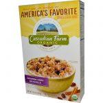 Cascadian Farm, Orgânico, Granola de Canela e Passas, 15.6 oz (442 g)   Comprar Suplemento em Promoção Site Barato e Bom