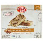 Enjoy Life Foods, Barrinhas Mastigáveis Assadas, Caramelo, 5 Barrinhas, 1,15 oz (33 g) Cada   Comprar Suplemento em Promoção Site Barato e Bom