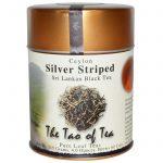 The Tao of Tea, Chá Preto do Sri Lanka, Prata Listrada, 4,0 oz (115 g)   Comprar Suplemento em Promoção Site Barato e Bom