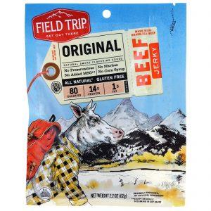 Field Trip Jerky, Beef Jerky, Original, 2.2 oz (62 g)   Comprar Suplemento em Promoção Site Barato e Bom