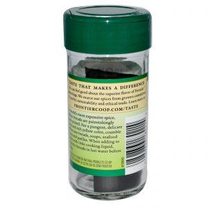 Frontier Natural Products, Açafrão, Fios, 0.018 oz (0.5 g)   Comprar Suplemento em Promoção Site Barato e Bom