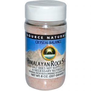 Source Naturals, Sal do Himalaia, 227 g (8 oz)   Comprar Suplemento em Promoção Site Barato e Bom