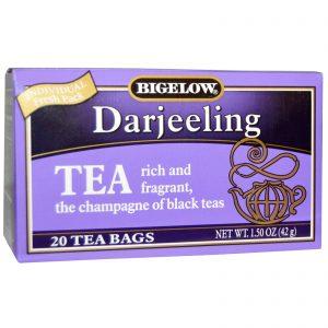 Bigelow, Darjeeling, 20 Saquinhos de Chá 1,50 oz (42 g)   Comprar Suplemento em Promoção Site Barato e Bom