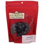 Bergin Fruit and Nut Company, Amêndoas, Chocolate escuro, 8 onças (227 g)   Comprar Suplemento em Promoção Site Barato e Bom