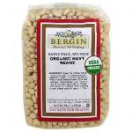 Bergin Fruit and Nut Company, Organic Navy Beans, 16 oz (154 g)   Comprar Suplemento em Promoção Site Barato e Bom