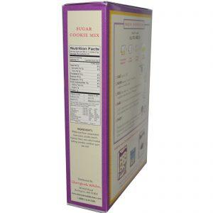 Cherrybrook Kitchen, Sonhos Livres de Glúten, Mistura para Cookie de Açúcar, 13 oz (369 g)   Comprar Suplemento em Promoção Site Barato e Bom