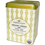 Harney & Sons, Chá Gelado, Chá Verde Fresh Brew, Verde Orgânico, Sachês de Chá 3 oz (.11 g)   Comprar Suplemento em Promoção Site Barato e Bom