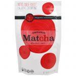 Organic Evolution, Matchá Orgânico com Suco de Beterraba, 4,23 oz (120 g)   Comprar Suplemento em Promoção Site Barato e Bom