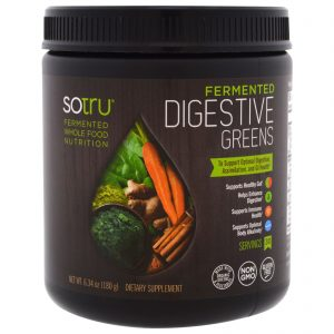 SoTru, Verduras Fermentadas Digestivas, 180 g   Comprar Suplemento em Promoção Site Barato e Bom