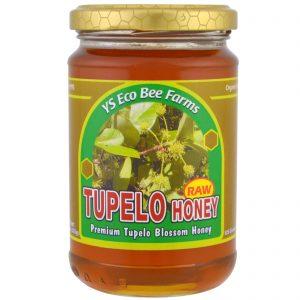 Y.S. Eco Bee Farms, Mel de Tupelo Natural, 13.5 oz (38 g)   Comprar Suplemento em Promoção Site Barato e Bom