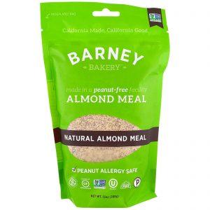 Barney Butter, Refeição de Amêndoa, Refeição Natural de Amêndoa, 13 oz (368 g)   Comprar Suplemento em Promoção Site Barato e Bom