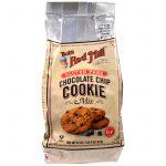 Bob's Red Mill, Mix de Cookie Gotas de Chocolate Sem Glúten, 22 oz (623 g)   Comprar Suplemento em Promoção Site Barato e Bom