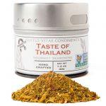 Gustus Vitae, Condimentos, Temperos Gourmet, Sabor da Tailândia, 1.4 oz (40g)   Comprar Suplemento em Promoção Site Barato e Bom