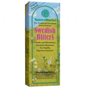 Nature Works Extraia sueco bitters Líquido 16,9 onças fluidas   Comprar Suplemento em Promoção Site Barato e Bom