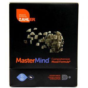 MasterMind Zahlers Fórmula Abrangente De Humor 120 Tabletes   Comprar Suplemento em Promoção Site Barato e Bom