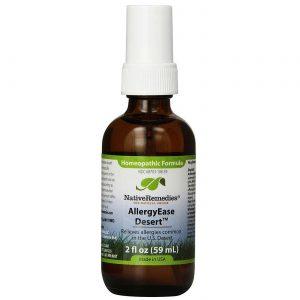Native Remedies AlergiaEase - Desert - 2 fl oz   Comprar Suplemento em Promoção Site Barato e Bom
