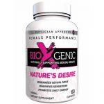 BioXgenic Nature's Desire - 60 Cápsulas   Comprar Suplemento em Promoção Site Barato e Bom