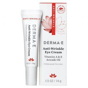Derma E Anti-Wrinkle Vitamina A Eye Creme - 1/2 oz   Comprar Suplemento em Promoção Site Barato e Bom