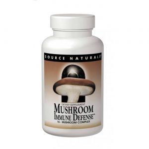 Source Naturals Cogumelo Imune Defesa 120 Tabletes   Comprar Suplemento em Promoção Site Barato e Bom
