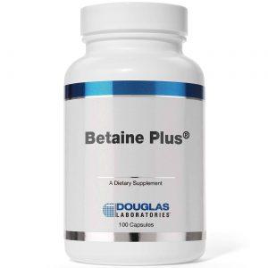 Douglas Labs Betaine mais - 100 Cápsulas   Comprar Suplemento em Promoção Site Barato e Bom
