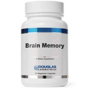 Douglas Labs Brain Memory - 60 Cápsulas Vegetarianasules   Comprar Suplemento em Promoção Site Barato e Bom