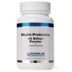 Douglas Labs Multi-Probiotic - 40 Billion - 2.1 oz Powder   Comprar Suplemento em Promoção Site Barato e Bom