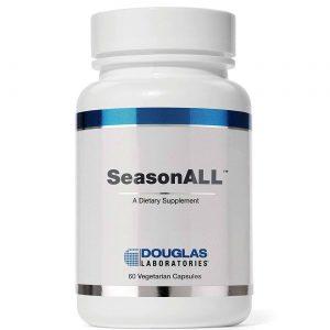 Douglas Labs SeasonALL - 60 Cápsulas Vegetarianas   Comprar Suplemento em Promoção Site Barato e Bom