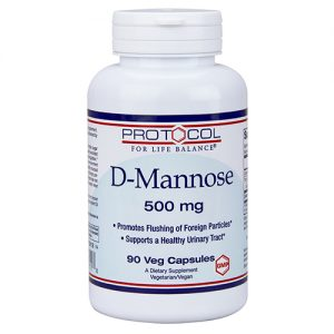 Protocol for Life Balance D-Mannose - 500 mg - 90 Cápsulas Vegetarianas   Comprar Suplemento em Promoção Site Barato e Bom