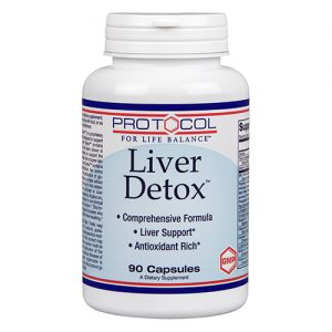 Protocol for Life Balance Liver Detox - 90 Cápsulas   Comprar Suplemento em Promoção Site Barato e Bom