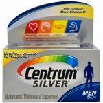Multivitamínico Silver Homens 50+ Centrum 40 tabletes   Comprar Suplemento em Promoção Site Barato e Bom