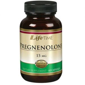 LifeTime Pregnenolone - 60 Cápsulas   Comprar Suplemento em Promoção Site Barato e Bom