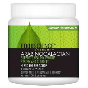 Food Science of Vermont Arabinogalactano em pó 100 g   Comprar Suplemento em Promoção Site Barato e Bom