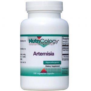 Nutricology Artemesia 100 Cápsulas   Comprar Suplemento em Promoção Site Barato e Bom