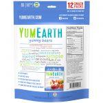 YumEarth, Gomas de Ursinho, Sabores Sortidos, 12 Pacotinhos, 0,7 oz (19,8 g) Cada   Comprar Suplemento em Promoção Site Barato e Bom
