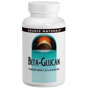 Source Naturals Beta-Glucan - 100 mg - 30 Cápsulas   Comprar Suplemento em Promoção Site Barato e Bom