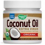 Nature's Way, Óleo de Coco Orgânico, Extra Virgem, 16 oz (454 g)   Comprar Suplemento em Promoção Site Barato e Bom