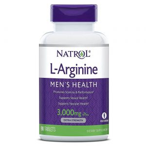 Natrol L-Arginina 3000 mg 90 abas   Comprar Suplemento em Promoção Site Barato e Bom