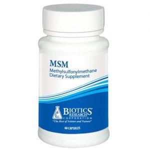Biotics Research MSM - 60 Cápsulas   Comprar Suplemento em Promoção Site Barato e Bom