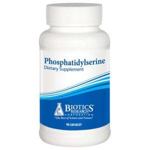 Biotics Research Phosphatidylserine - 90 Cápsulas   Comprar Suplemento em Promoção Site Barato e Bom