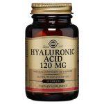 Solgar Ácido Hialurônico 120 mg 30 Tabletes   Comprar Suplemento em Promoção Site Barato e Bom