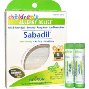 Boiron Infantil Sabadil Pellets 160 PLT   Comprar Suplemento em Promoção Site Barato e Bom