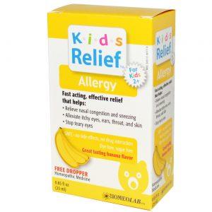 Homeolab USA Crianças Relief Alergia 25 ML   Comprar Suplemento em Promoção Site Barato e Bom